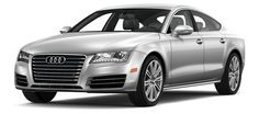 The 2012 Audi A7.