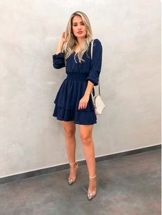 Modest Dresses, Sexy Dresses, Cute Dresses, Short Dresses, Modest Fashion, Boho Fashion, Fashion Dresses, Mode Outfits, Chic Outfits