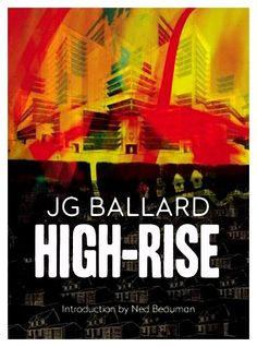 My review for High-Rise by JG Ballard. Now a movie with none other that the amazing Tom Hiddleston. #books #movies