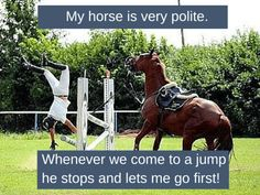 #Joke: A horse walks into a bar, orders a beer, sits down at one of the tables, and starts reading his paper... | Quick access to the joke: http://www.jokesjournal.com/a-horse-walks-into-a-bar/