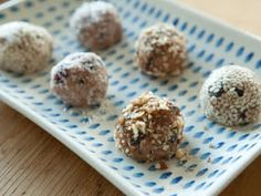 Chocolate Balls, Click for Recipe
