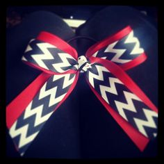 Cheer Bows by HJFABulous... *\0/*