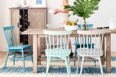 Sitting Pretty: 10 Timeless Chairs Your Dining Room Needs Right Now — Annual Guide 2017