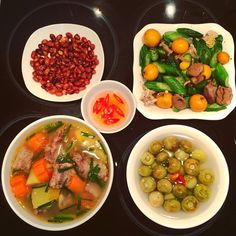 nhung mam com cua vo chong son khien nhieu nguoi phai ao uoc - 6 Vietnamese Cuisine, Vietnamese Recipes, Asian Recipes, Ethnic Recipes, Banting Recipes, Low Carb Recipes, Recipe For Mom, Daily Meals, I Foods