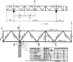 Steel Trusses, Roof Trusses, Wood Stove Water Heater, Roof Truss Design, Building A Pole Barn, Mechanical Engineering Design, Factory Architecture, Steel Detail, A Frame House
