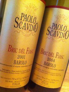 Barolo - Bric del Fiasc