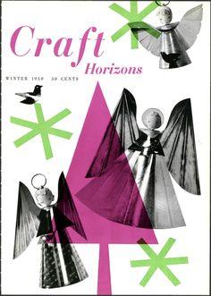 Craft Horizons magazine Winter 1950 (Volume 10, Number 4)
