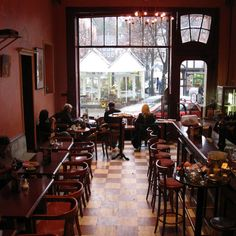   ♕    Old Continental Cafe in Arnsberg, Germany    by © Frizztext