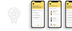 Kalea –BeerTasting | MOREMEDIA® App Store, App Design, Apps, Phone, Nice Designs, Telephone, App, Application Design, Mobile Phones