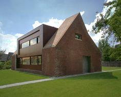 Huis Hanendick | JagerJanssen architecten BNA