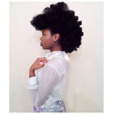 Natural Hair ( my hair type) Love Hair, Big Hair, Afro Hairstyles, Pretty Hairstyles, Curly Hair Styles, Natural Hair Styles, Natural Beauty, Afro Textured Hair, Natural Hair Inspiration