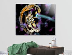Discover «2aaz1cBB», Limited Edition Aluminum Print by Glink - From $65 - Curioos