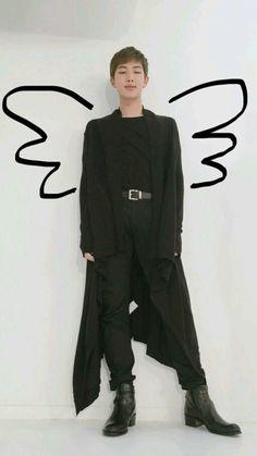 BTS// RM