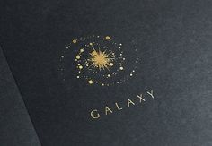Galaxy Logo by Michael Rayback | TaylorAdams4Me on @creativemarket