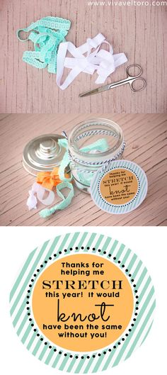 A super cute {and cheap and EASY} DIY teacher's gift!  Printable included!