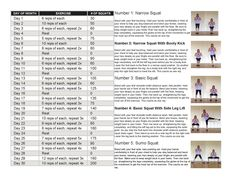 A printer friendly version of this squat challenge http://pinterest.com/pin/226939268695910825/
