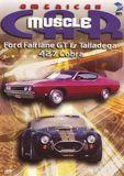 American MuscleCar: Ford Fairlane GT & Talladega-427 Cobra [DVD]