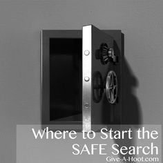 Where to Start the SAFE Search