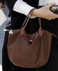 bccd07b853 Kate Middleton carried this Le Pliage small tote bag on her graduation day  ceremony at St