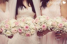 Gorgeous posies by SuperNova Flowers x