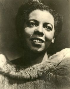 A classical voice from Canada, Portia White  Date:  Sat, 1911-06-24 Portia White, an African Canadian classical singer, was born on this date in 1911.