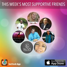 According to @InsTrackApp here are my most supportive friends for this week  1- @carlramallo 2- @sparklecwtch 3- @mohamadinsouli . . .  #InsTrack #shoutout #shoutouts #instabestfriends #mybestfriends #bestfriends #bff