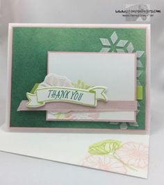 Stamps-N-Lingers.  I made this soft card using the Oh So Eclectic stamp set and matching Eclectic Layers Thinlits.  It features elements with the new Embossing Paste from Stampin' Up!  For free instructions on how to make this card, please visit my blog at: https://stampsnlingers.com/2017/07/17/stampin-up-embossed-eclectic-banners-for-you/