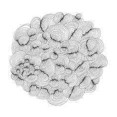 Sailor's Knoten 8 x 10-Stift und Tinte von virginiakraljevic