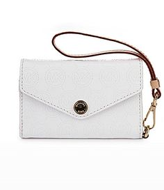 Michael Kors iPhone Wristlet + My iPhone!  Mine in Rose Gold :-))))))