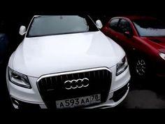 Audi Q5 - Глав тест-драйв / Glav Test Drive