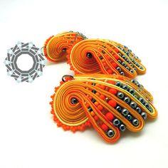 Anleitung: 3D Ohrringe Muscheln von Antidotum auf Etsy