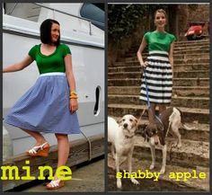 Suburbs Mama: Shabby Apple Inspired Dress