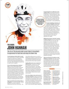 #DallaglioCycleSlam rider @JohnHannah talks to @cyclingplus about his love of cycling and his 2nd Slam! John Hannah, Cycling, Movie Posters, Biking, Bicycling, Film Poster, Billboard, Film Posters, Ride A Bike