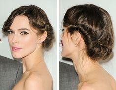 Los mejores peinados para las fiestas para cabellos cortos, medianos y largos. (© Rex/Getty)