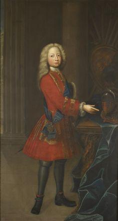 British School, Early Georgian - Frederick, Prince of Wales (1707-1751)