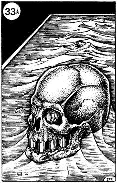 Metallica, Tomb Of Horrors, Dungeons And Dragons Modules, Black And White Artwork, Fantasy Setting, Horror Art, Game Art, Fantasy Art, Cool Art