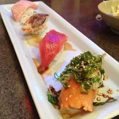 Most beautiful sushi we've seen this week