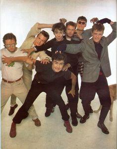 Madness 80s Pop Music Ska Rock Icon 1980s