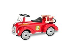 Fire Engine Scoot-ster by morgancycle.com