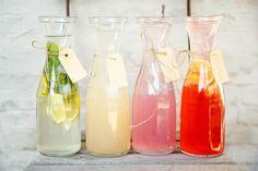 Huisgemaakte limonades Heerlijk & Hecht, foto: www.monetmine.nl