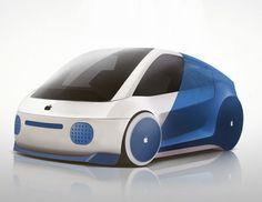 Des concepts de voiture Apple, imaginés à partir des ordinateurs (Infos-du-Net)