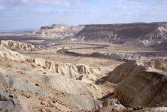 Photo Of The Day: Israel's Negev Desert   Gadling.com