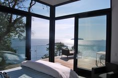 Bowen Island Boutique Beach House in British Columbia