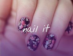 Glitter and Nails - http://yournailart.com/glitter-and-nails-3/ - #nails #nail_art #nail_design #nail_polish