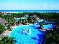 Iberostar Parisio Beach Playa del Carmen, Rivera Maya - Enjoyed 7 nights at this fantastic resort!