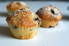 Mad Men, Blueberry, Sweet Tooth, Muffins, Cupcakes, Snacks, Breakfast, Heaven, Drinks