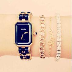 Chanel Watch!