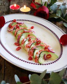 Hoy os propongo un menú romántico con algunos ingredientes afrodisíacos (como el espárrago, el marisco o el chocolate). El menú se co...