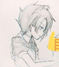 ของโครตดี Ereri, Norman, South Park, Neverland, Doujinshi, Cute Pictures, Anime Art, Drawings, Handmade