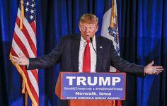Trump dice que no esperaba liderar encuestas en vísperas de caucus de Iowa  http://www.elperiodicodeutah.com/2016/01/noticias/estados-unidos/trump-dice-que-no-esperaba-liderar-encuestas-en-visperas-de-caucus-de-iowa/